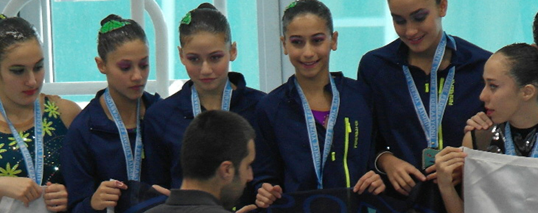 Yağmur Ektaş's Success on Swimming