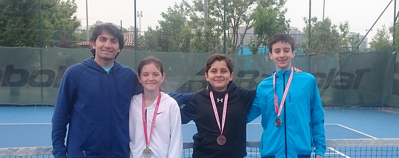 Our Kadikoy Tennis Contest Degrees