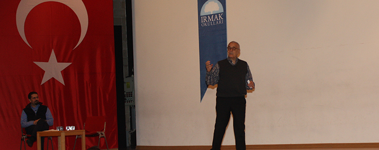 Parents Seminar with Dogan Cuceloglu