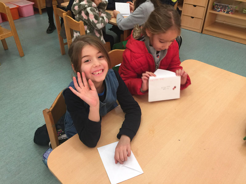 Greeting Card Activities